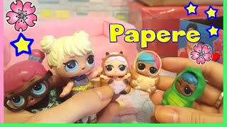 PAPERISSIMALOL: Le nostre PAPERE, review e PACK SURPRISE! Si ride!!! Barbara e Lara