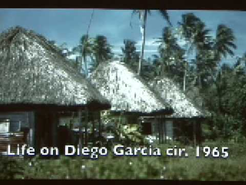 Diego Garcia, where the US is. Dud part 2