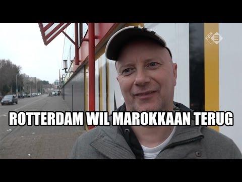 Rotterdam wil Marokkaan terug