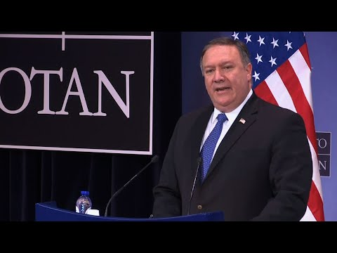 Pompeo: NATO Shouldn't Cooperate With Russia