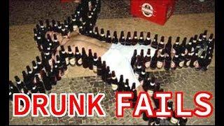 DRINKING IS BAD - Drunk AF Fail compilation - Best Of