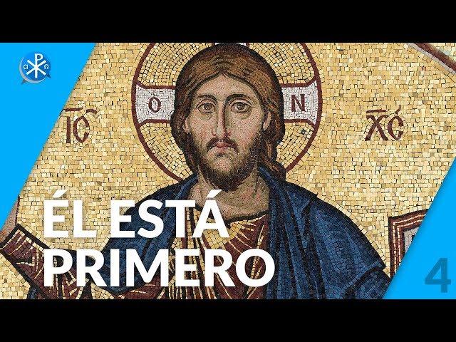 Él está Primero   Perseverancia - P. Gustavo Lombardo