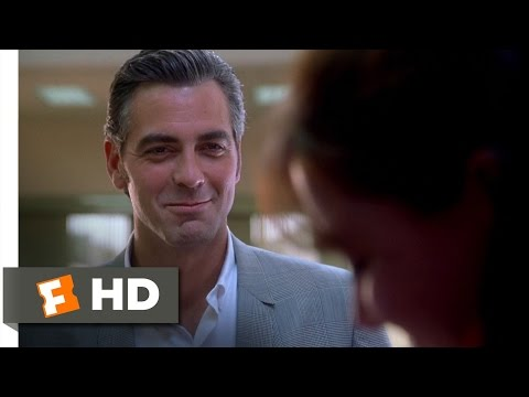 Out of Sight (1/10) Movie CLIP - First Time Being Robbed? (1998) HD