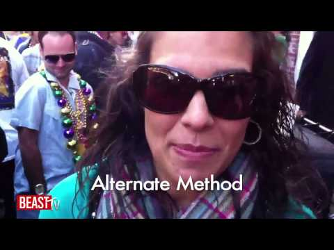 (N)SFW: How to Get Mardi Gras Beads