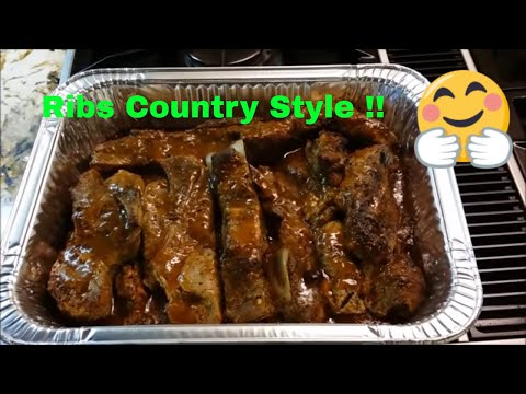 Ribs Done Right The Best Country Style: Meso Making It