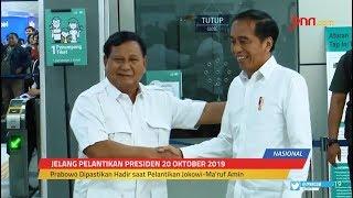 Insyaallah Prabowo Menghadiri Pelantikan Jokowi - Ma'ruf Amin - JPNN.com
