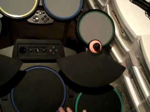 Drum Kit Compatibility List For Rock Band And Guitar Hero Games On PlayStation 2 (PS2)