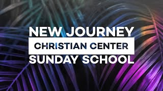 Sunday School March 28, 2021