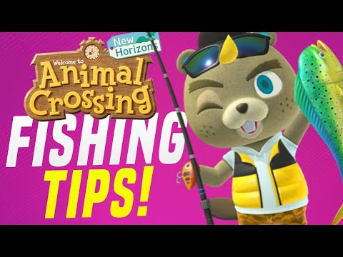 RARE FISH + Tourney Prizes For Animal Crossing Fishing Tourney!(New Horizon Tips)