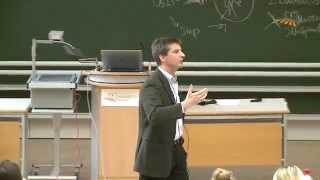 Makroökonomische Vorlesung zu Eurokrise und Griechenland