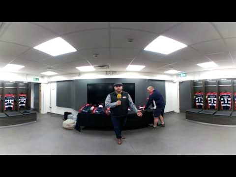 The 360 Tour: Ashton Gate On A Bristol Rugby Matchday