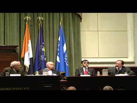 Chen Guangcheng at the New York City Bar Association 02 07 13