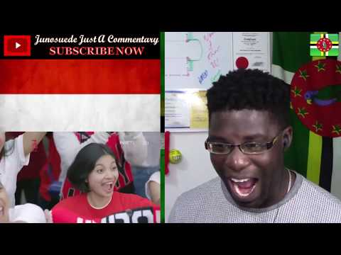 Cuplikan Kemeriahan Opening Ceremony Asian Games 2018 Junosuede Reaction