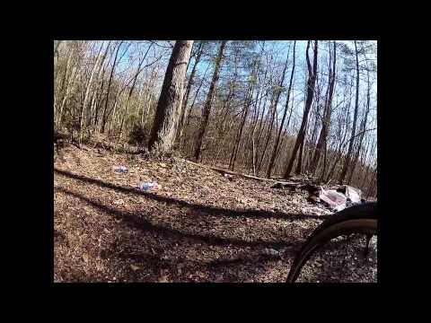 Hanging Rock Battleground State Park