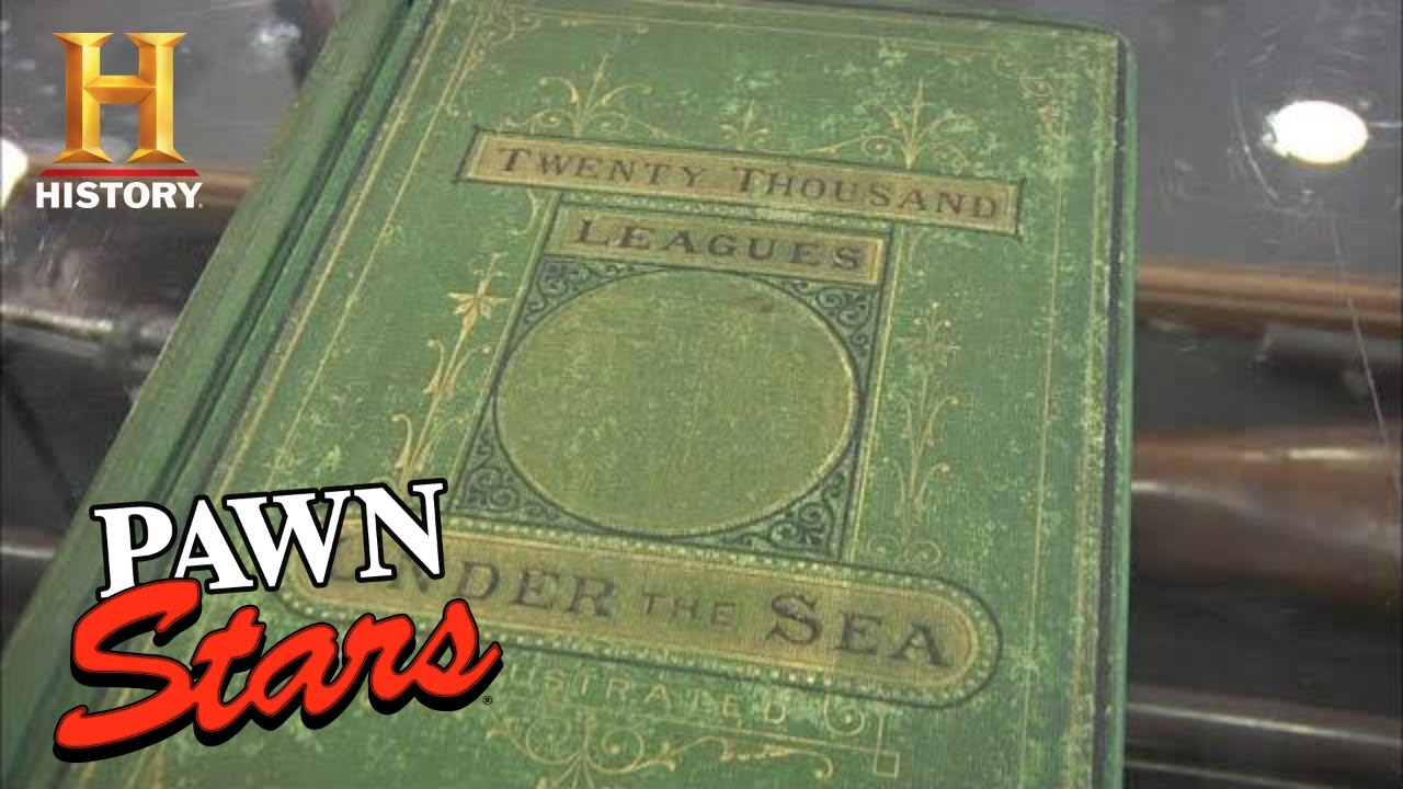 Pawn Stars: BIG BUCKS for ULTRA RARE Sci-Fi First Edition (Season 8) | History