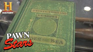 Pawn Stars: BIG BUCKS for ULTRA RARE SciFi First Edition (Season 8) | History