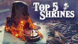 One of Zeltik's most viewed videos: Top 5 BEST Shrines in Zelda: Breath of the Wild - Zeltik