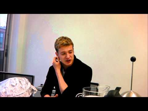 Ed Speleers Interview with GO City Girl