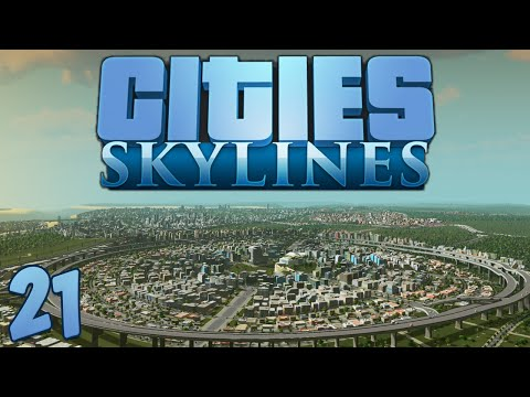 Cities Skylines 21 Cargo Harbour Hookup