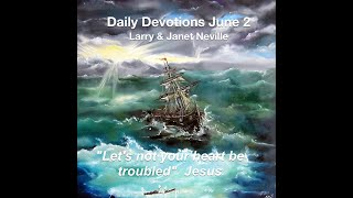 Daily Devotional with Larry & Janet