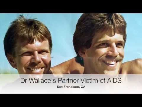 Dr Bob Wallace - Tapestry: The Faces of AIDS