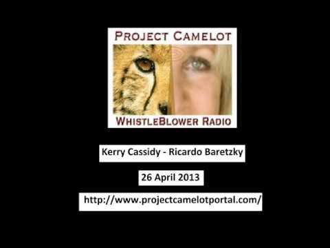 Kerry Cassidy - Ricardo Baretzky - 26 April 2013