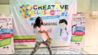 100 Second Challenge Y2C Jennifer Tamara Angelica SMAN 11 Semarang