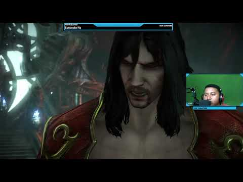 Castlevania Lord Of Shadow 2 Indonesia Episode 1 Back As Vampire