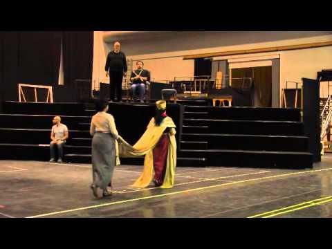 Intervista integrale a/ complete interview with  Peter Stein - Aida (Teatro alla Scala)