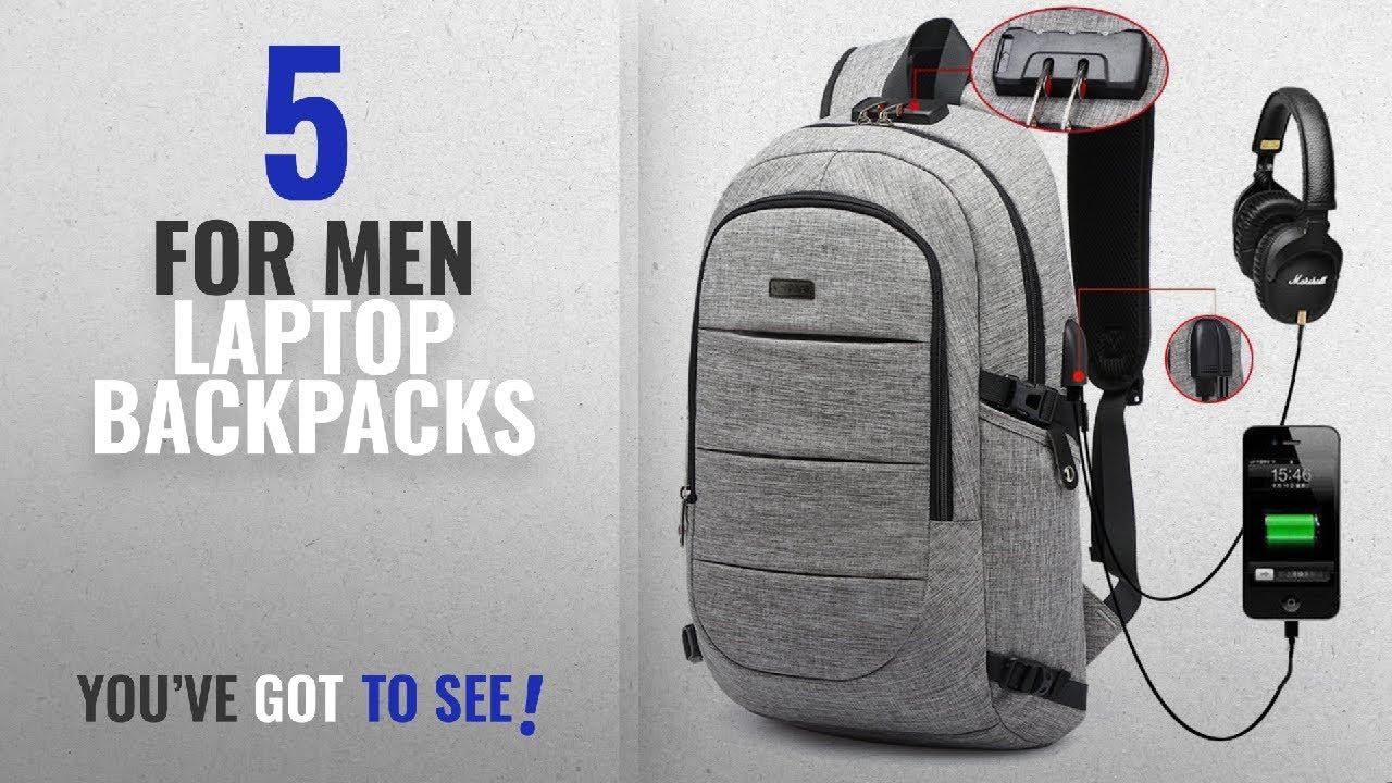 Laptop Backpacks For Men  2018 Best Sellers   AMBOR Business ... 3752ad30e8