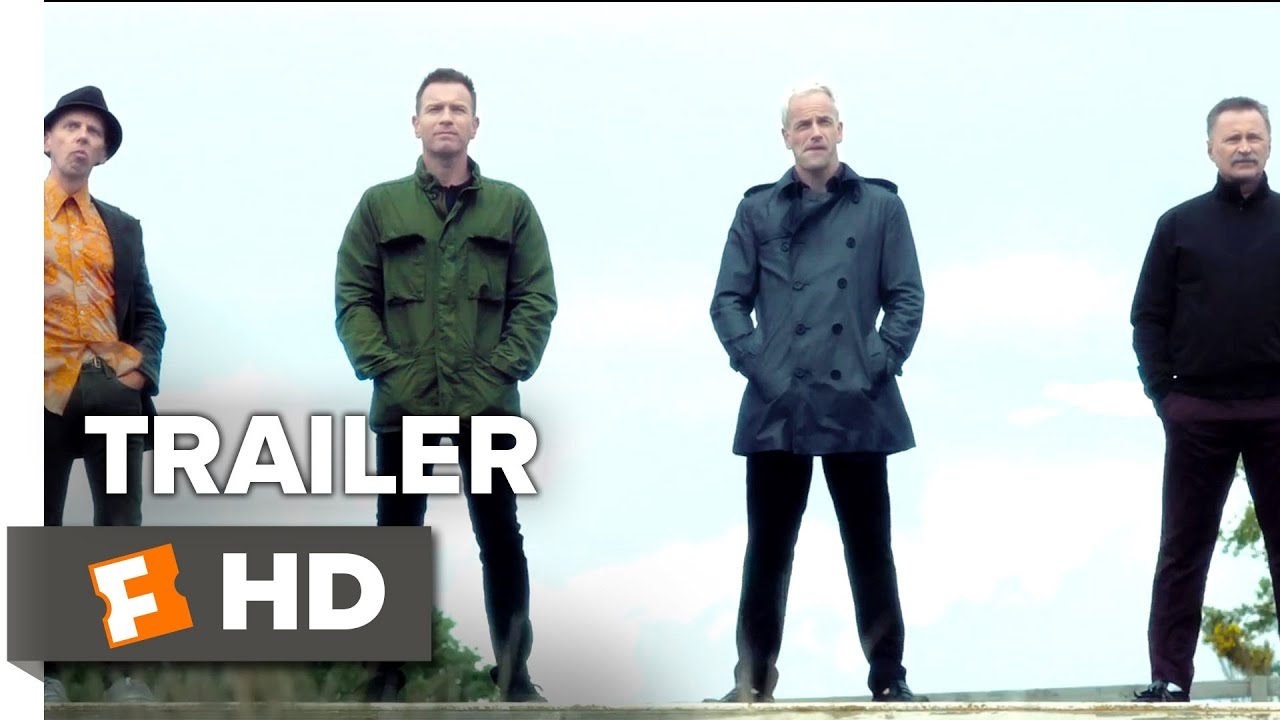 Hollywood In 2017: T2 Trainspotting
