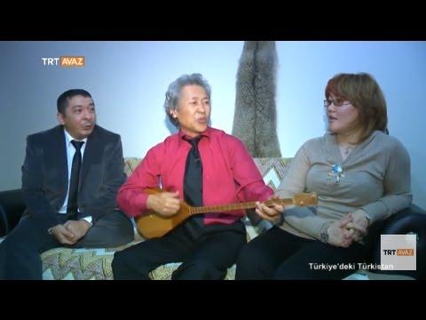 Müzik ile Uğraşan Üç Kazak Türkü Soydaşımız - Zeytinburnu - Türkiye'deki Türkistan - TRT Avaz