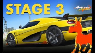 Real Racing 3 Aggressive Ambition Stage 3 1111111
