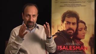 Oscar-winner Asghar Farhadi dishes new film