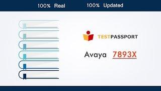 [Testpassport] Avaya ACSS 7893X real exam questions