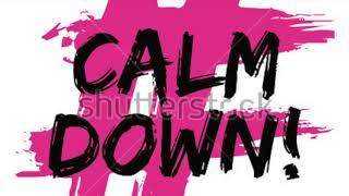 Calm Down - Lofi Hip Hop Beat 2018