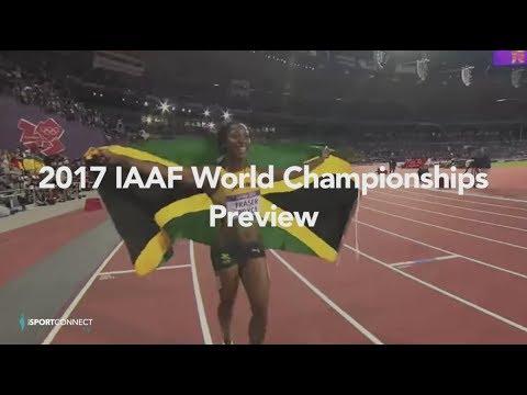 Sir Craig Reedie and Nick Bitel preview 2017 IAAF World Championships