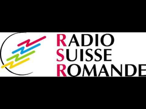 Radio Suisse Romande Invité Maxence Brulard
