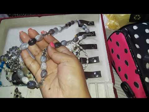 Jewelry pieces from Arizona