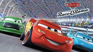 Video Cars Race O Rama Lightning McQueen & Chick Hicks Gameplay][Full HD][German] #14 download MP3, 3GP, MP4, WEBM, AVI, FLV Januari 2018
