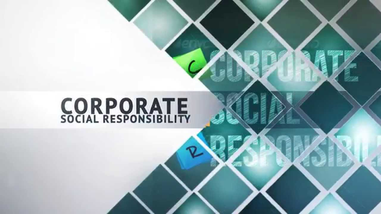 Sample Of Company Profile   After Effects Template   YouTube