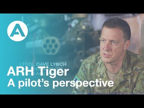 ARH Tiger - a pilots perspective