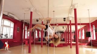 Видеоуроки Школы танцев Exotic Dance. Урок 19.5.