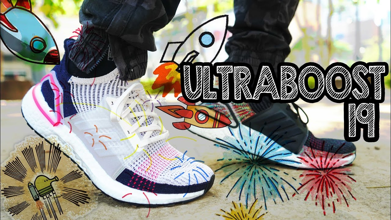 3121592cd65fe Adidas ULTRABOOST 19 Buyers GUIDE    Color Sizing and Fit - YouTube
