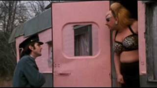 Pink Flamingos - Divine gets a birthday present