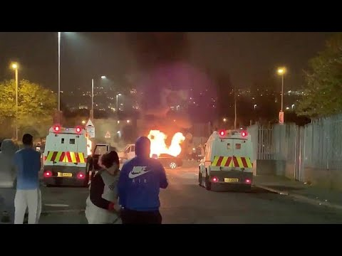 Tiroteio de Londonderry classificado como terrorismo