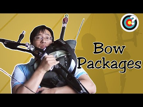 Archery | Buying Bow Packages