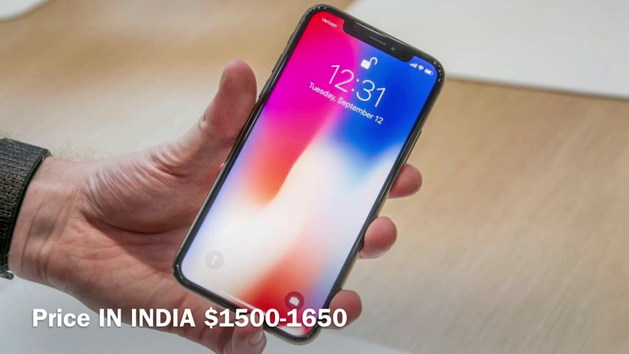iPhone X Unboxing | iPhone 10 price In India & Dubai & USA & UK & Canada