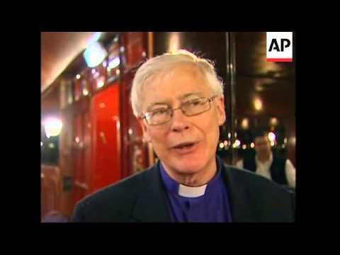Presser by conservative bishops protesting liberalisation