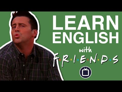Joey Speaks French   Learn English With Friends